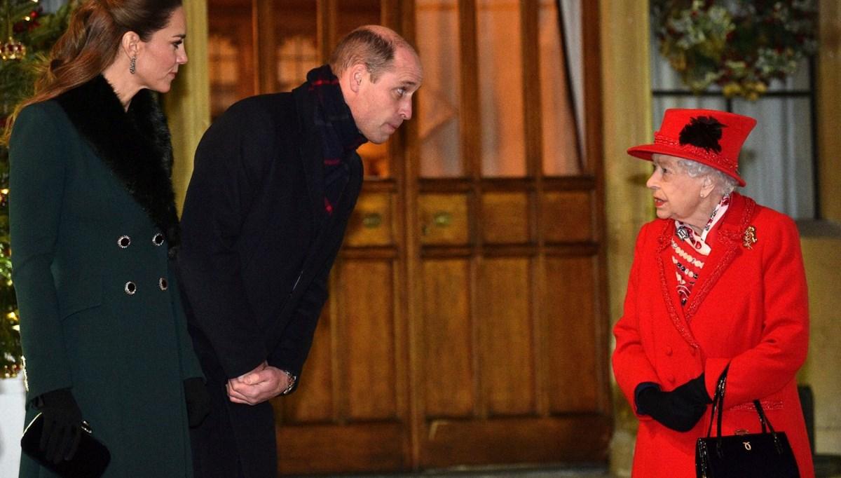 Kraliyet yazarı Penny Junior: Prens William Kraliçe Elizabeth'i örnek alıyor