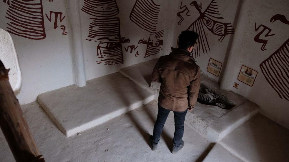 UNESCO Listesi'ndeki Çatalhöyük'te corona virüs sessizliği - 3