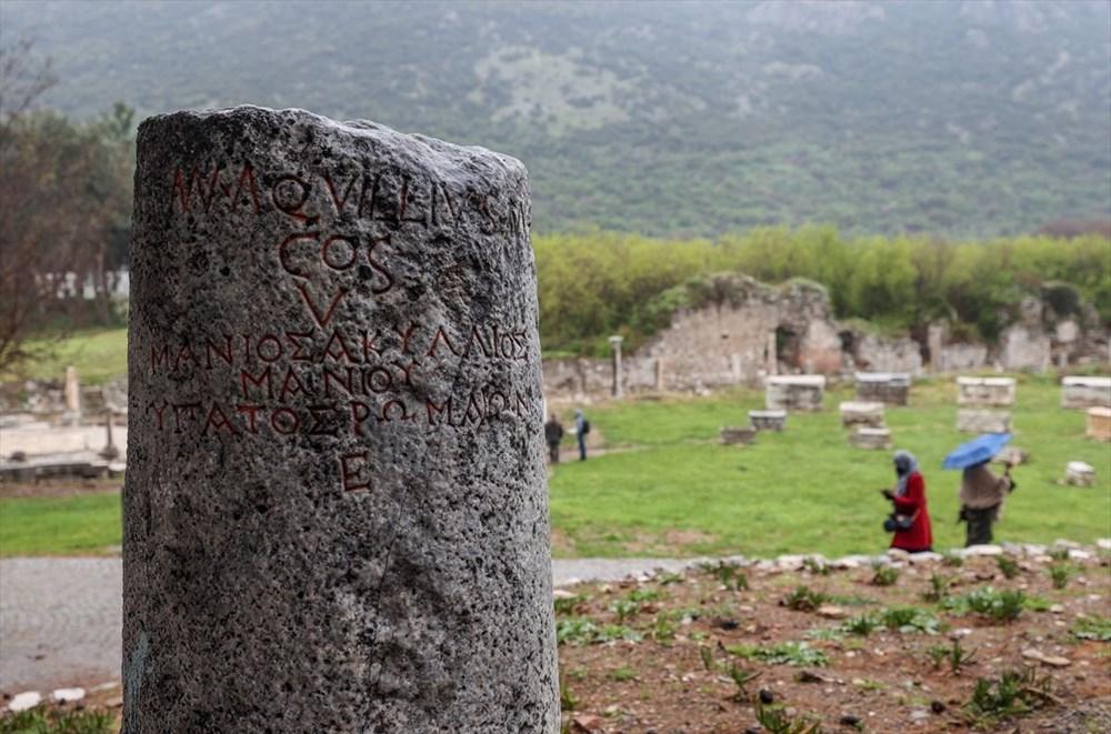 Türkiye'nin kültürel serveti: Ege'nin görkemli antik kentleri - 11