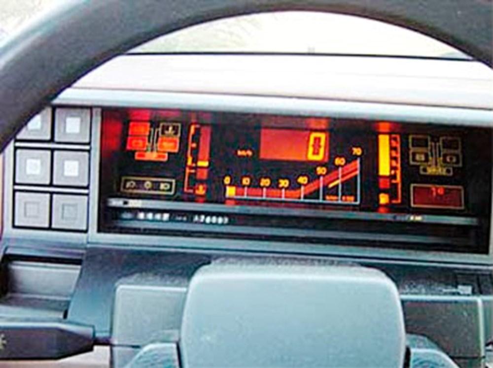 80'li yıllara damgasını vuran otomobil konsolları - 14