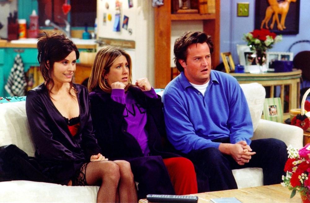 Friends'in özel bölümü bir kez daha ertelendi - 2