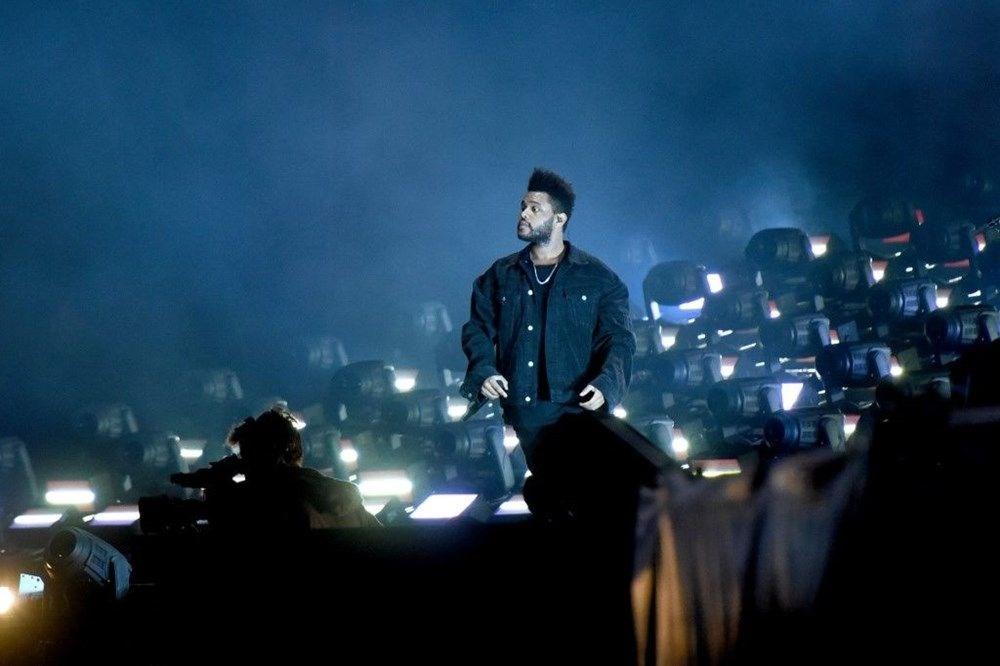 2021 Super Bowl'un devre arasında The Weeknd sahne alacak - 3
