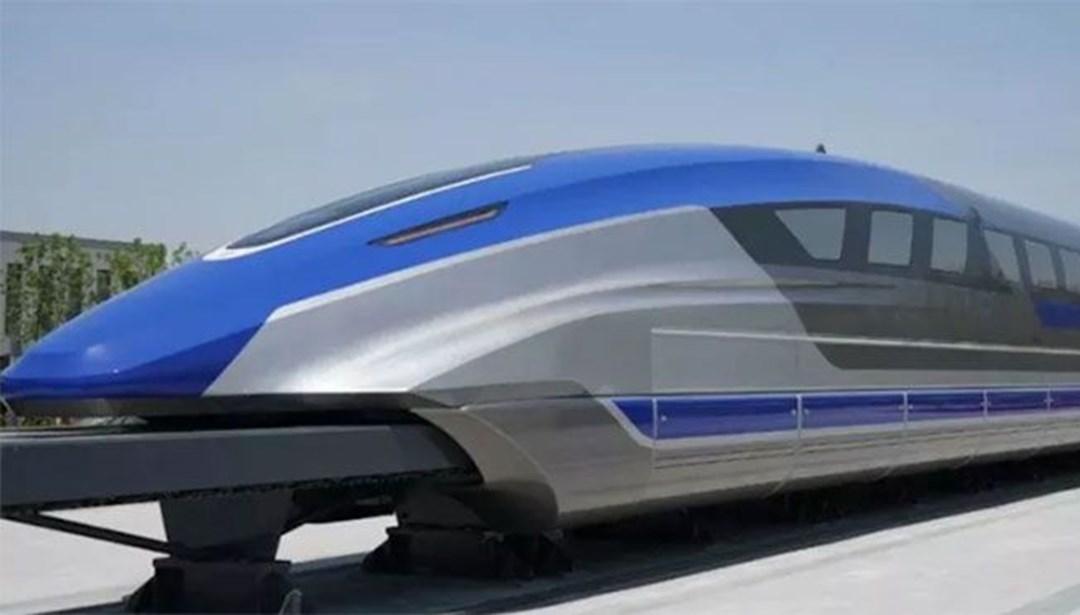Çin'in Maglev treni hız rekoru kırdı