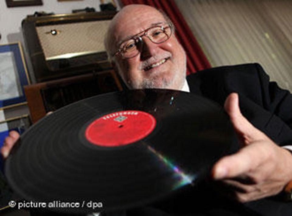'Dünyanın ilk diskjokeyi' unvanını kazanan Klaus Quirini