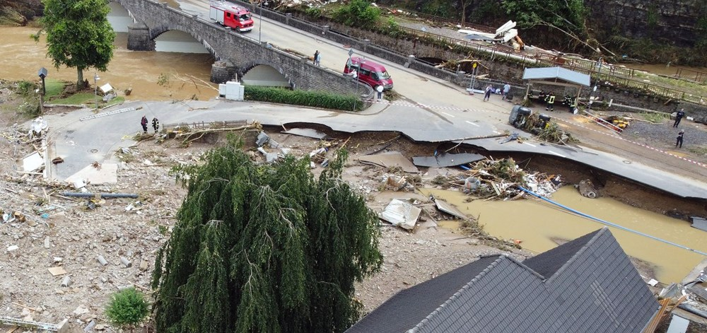 Almanya'da sel felaketi: Ölü sayısı 100'ü aştı - 7