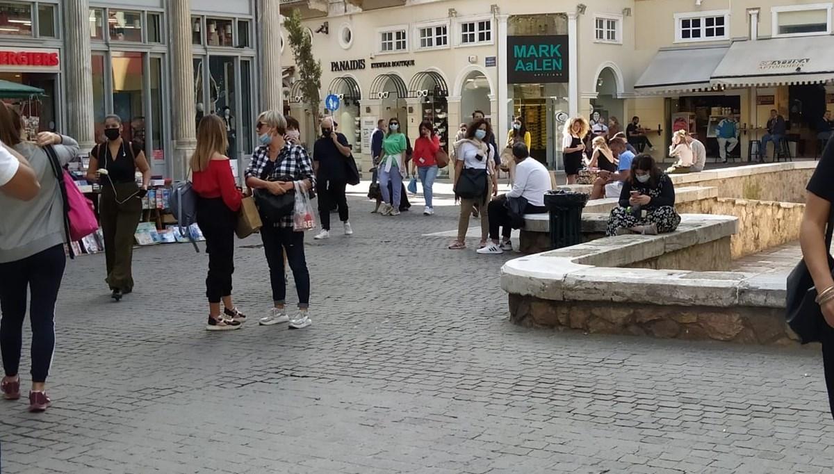 Atina'nın eski halinden eser yok (Yunanistan'da yeni tedbirler)