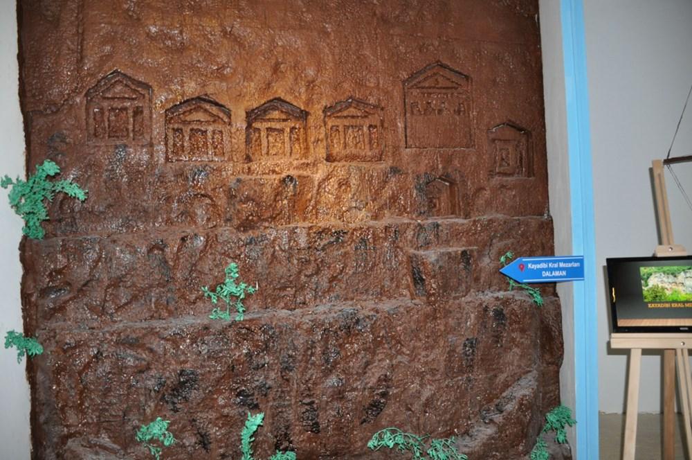 Bodrum'daki Çikolata Müzesi'nde 7 ton çikolata kullanıldı - 7