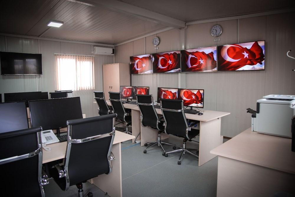 Dağlık Karabağ'da Türk-Rus Ortak Gözlem Merkezi faaliyete başladı - 17