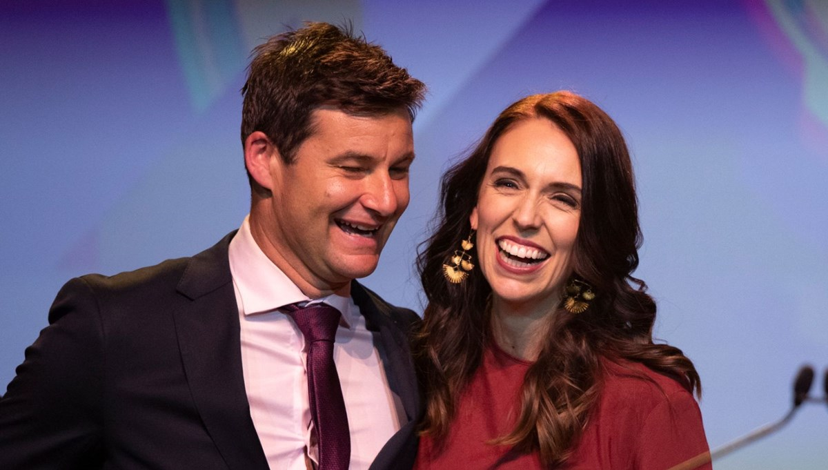 Yeni Zelanda Başbakanı Jacinda Ardern erkek arkadaşıyla evleniyor