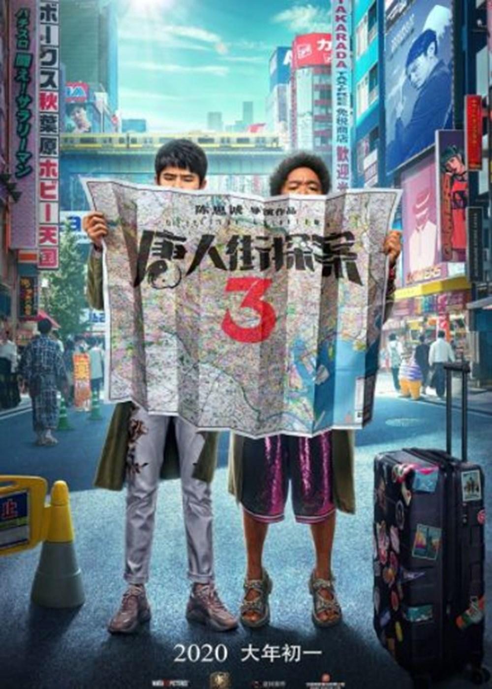 Box Office Çin: 2021'e hızlı girildi, yılbaşı hafta sonu gişe rekoru geldi - 3