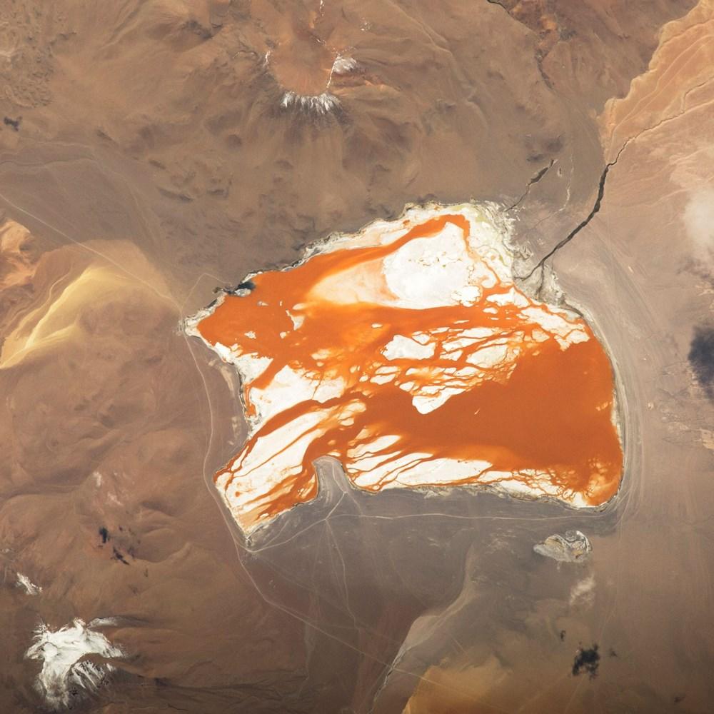 NASA'nın yarışmasını Van Gölü kazandı - 28