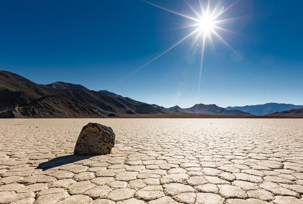 Küresel olarak yüzyılın en yüksek sıcaklığı kaydedildi: 54,4 santigrat derece - 7