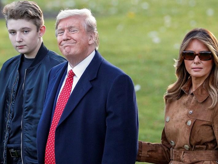 'Trump sığınağa götürüldü' iddiası