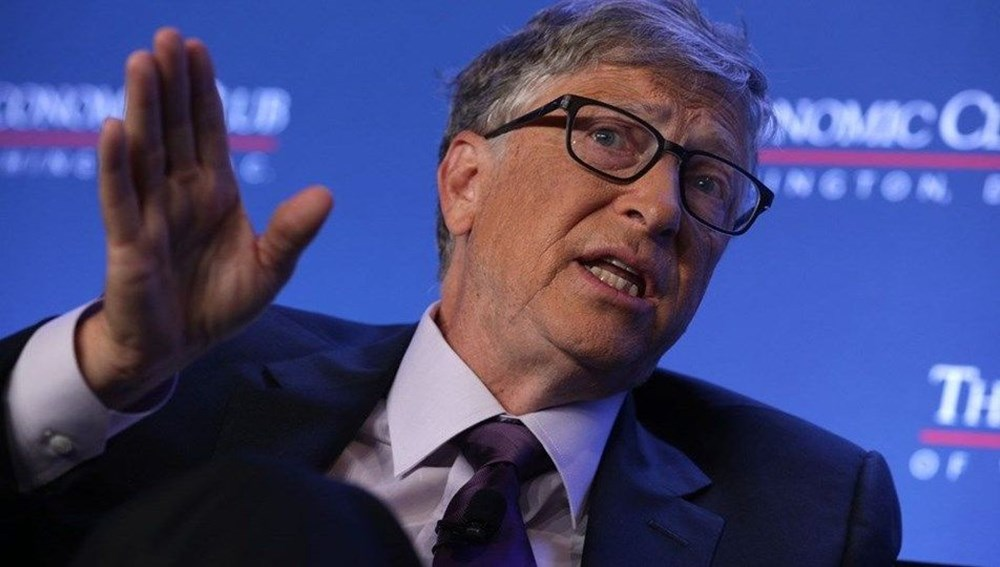 Bill Gates announced his 2 global disaster forecast - 4