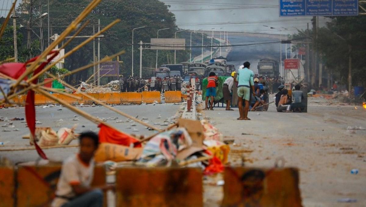 Myanmar'da askeri yönetim, darbe karşıtı 6 kişiye daha idam cezası verdi