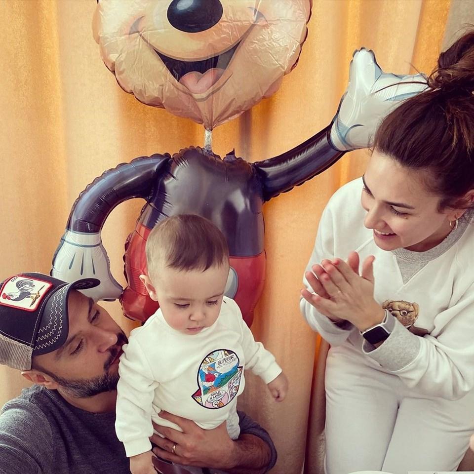 Buse Varol'un Instagram'dan paylaştığı fotoğraf