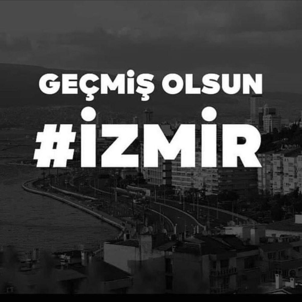 Ünlü isimlerden İzmir'e destek mesajları - 4