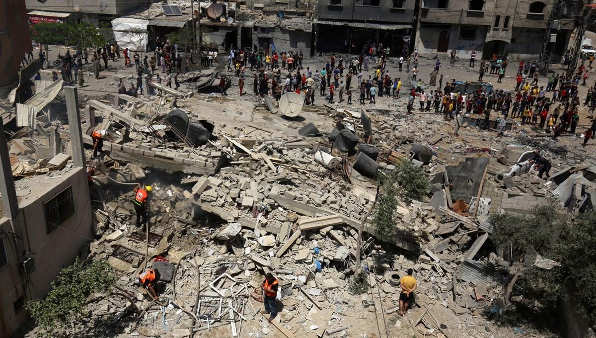 İsrail kendi İHA'sını düşürdü