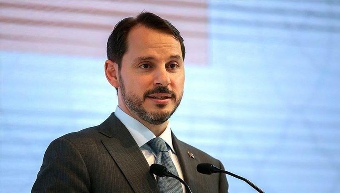 Bakan Albayrak açıkladı: Yatırımcıların hizmetine sunuldu