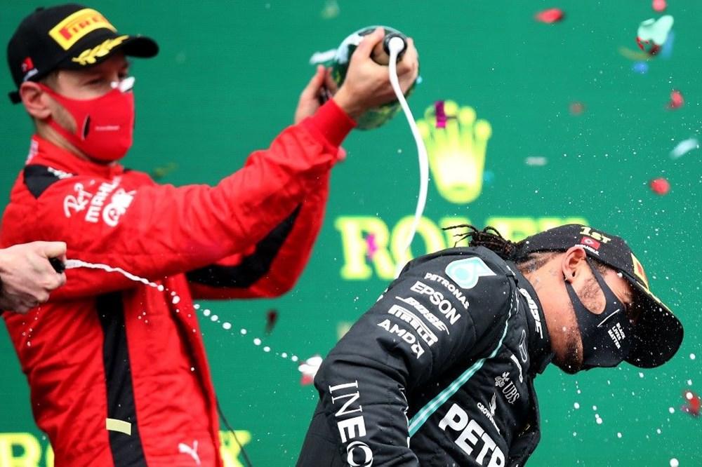 Lewis Hamilton 7. kez dünya şampiyonu - 2