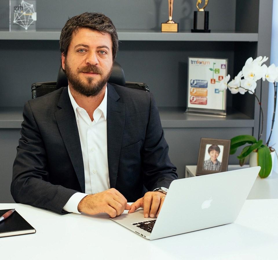 Aslan Doğan, Etiya CEO