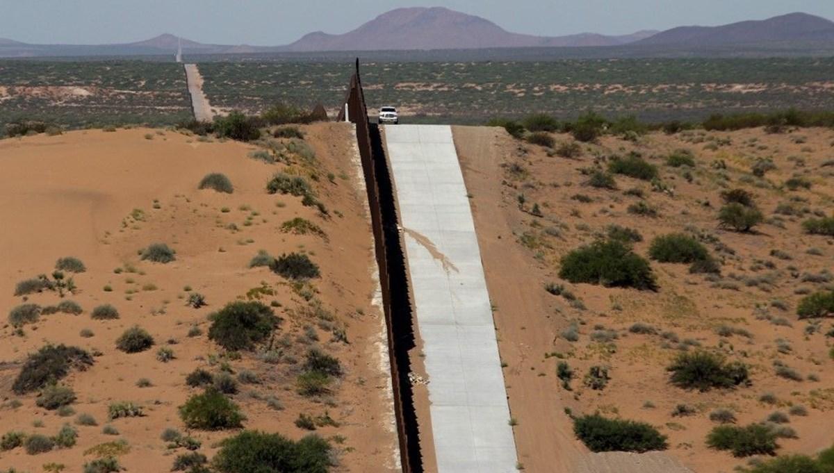 Trump, Meksika duvarını corona bütçesiyle finanse ediyor