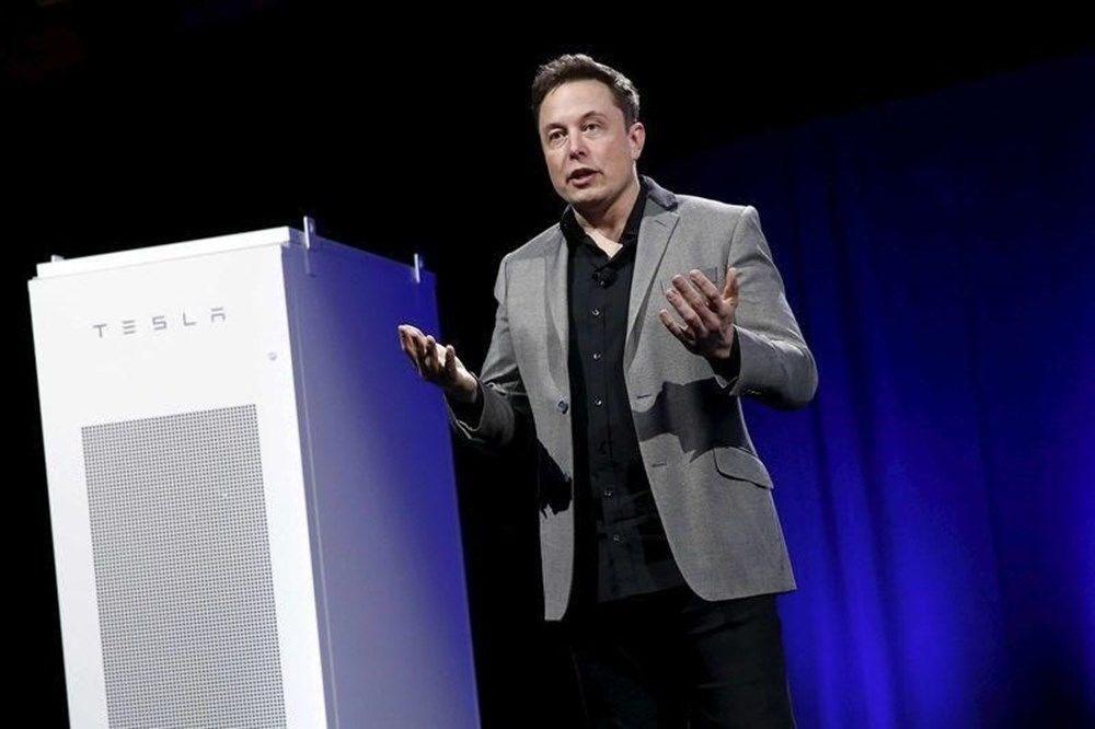 Elon Musk insanlı Mars görevi için tarih verdi - 5