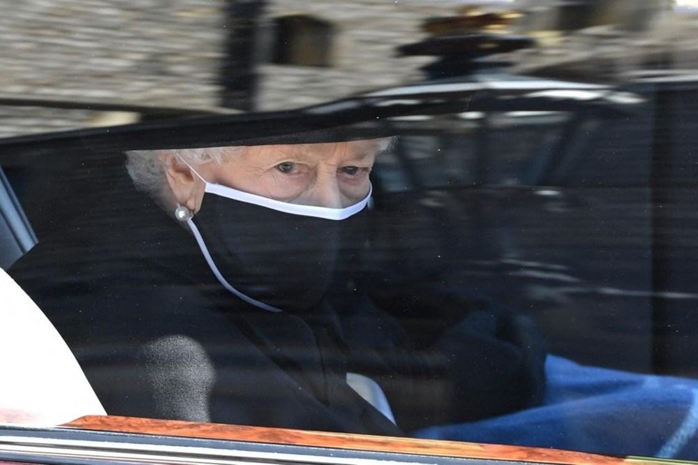 İngiltere, Prens Philip'e veda ediyor - 36