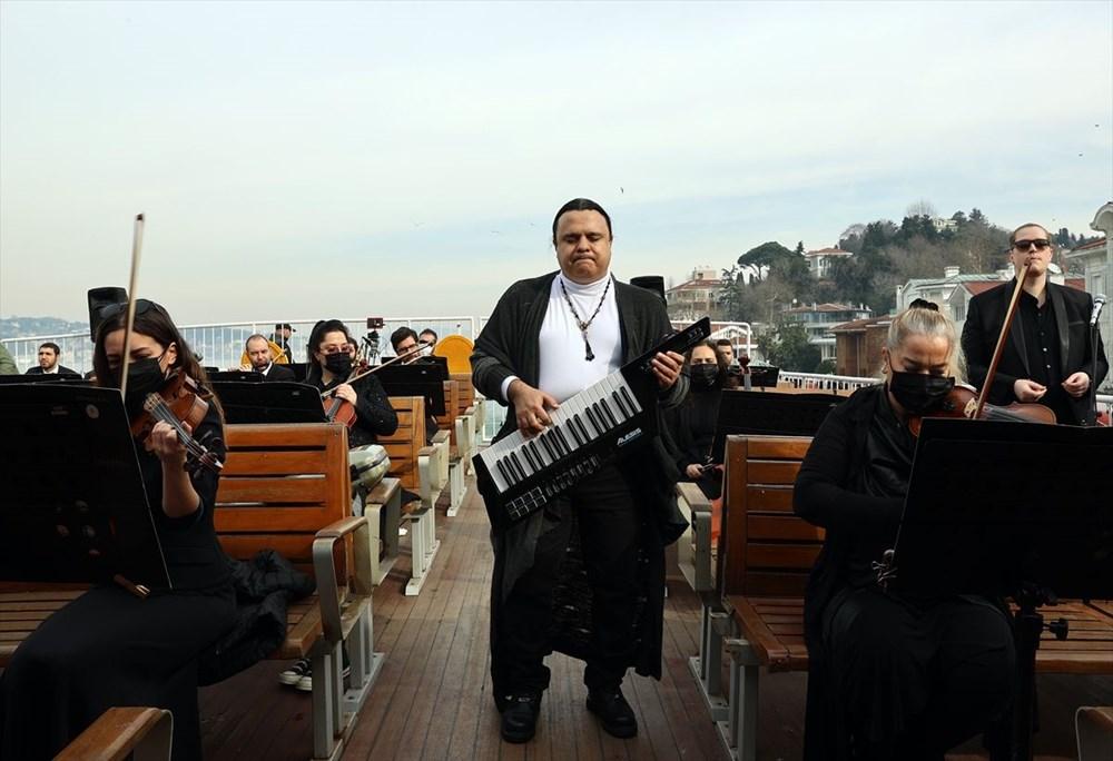 Barış Manço Vapuru senfonik orkestrayla yol aldı - 8