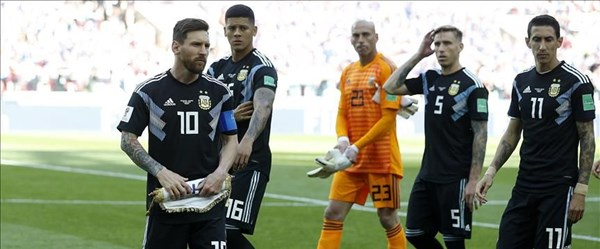 Moskova'da ilgi odağı Messi