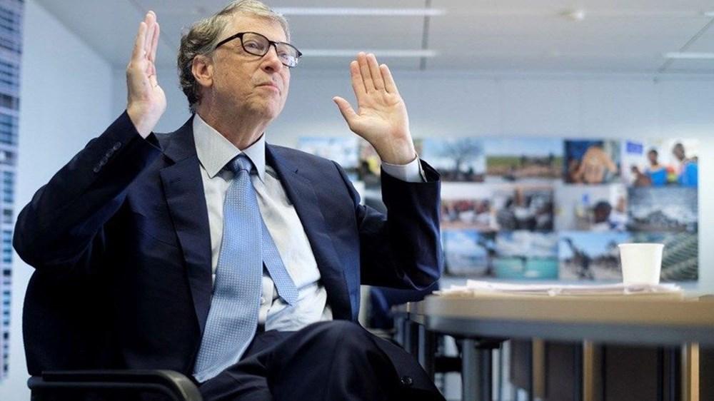 Bill Gates $ 4.3 billion step - 9
