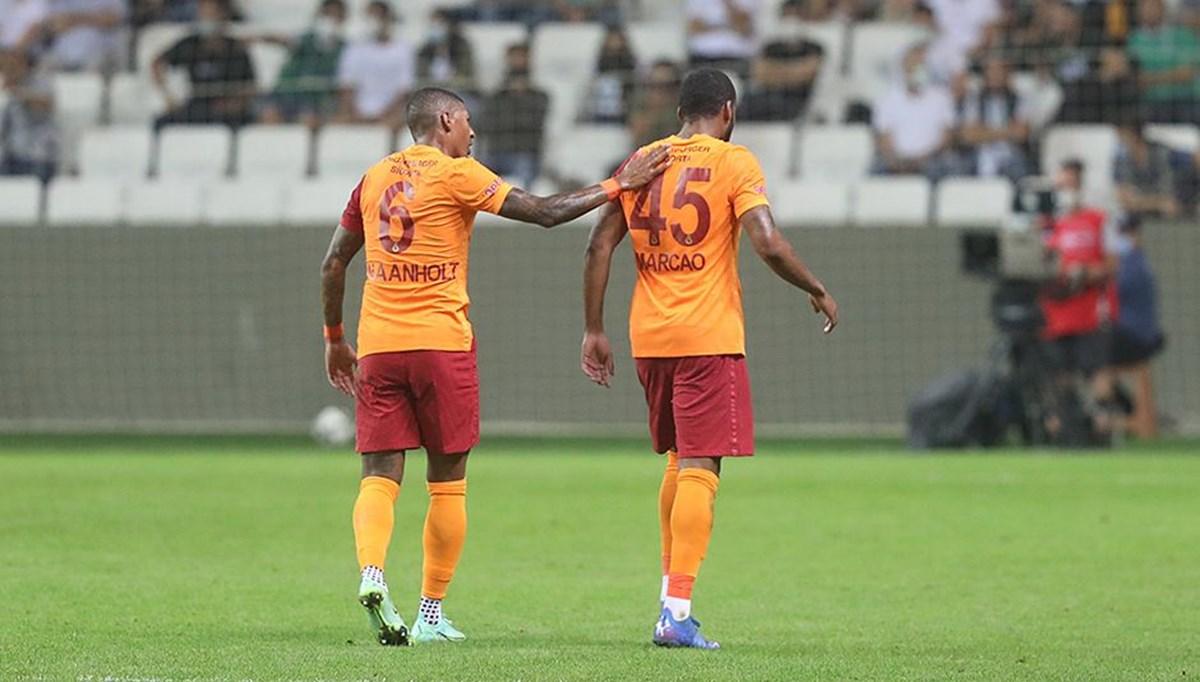 SON DAKİKA:TFF, Galatasaraylı Marcao'nun cezasını açıkladı