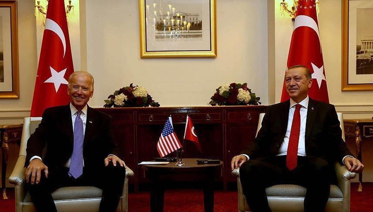 Erdoğan-Biden görüşmesi öncesi Beyaz Saray'dan açıklama