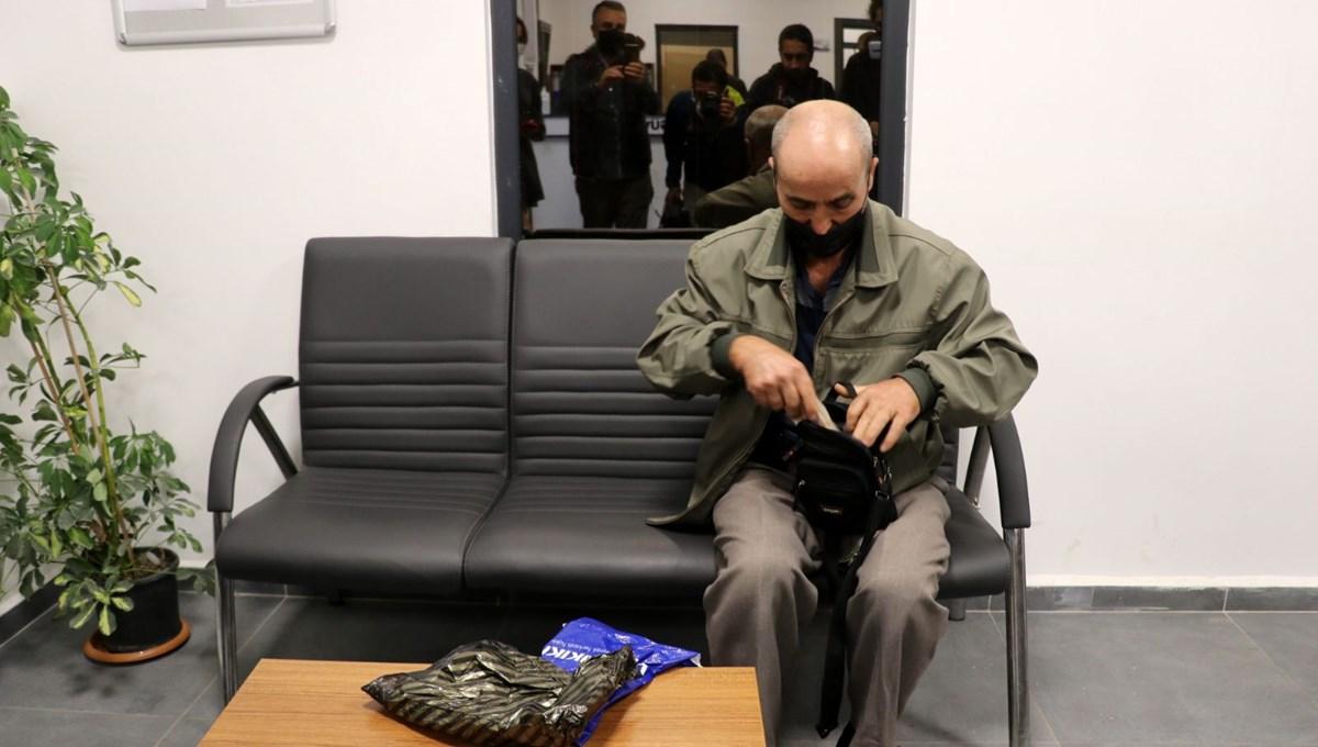 Yalova'da minibüste unutulan 111 bin lira iki gün sonra bulundu