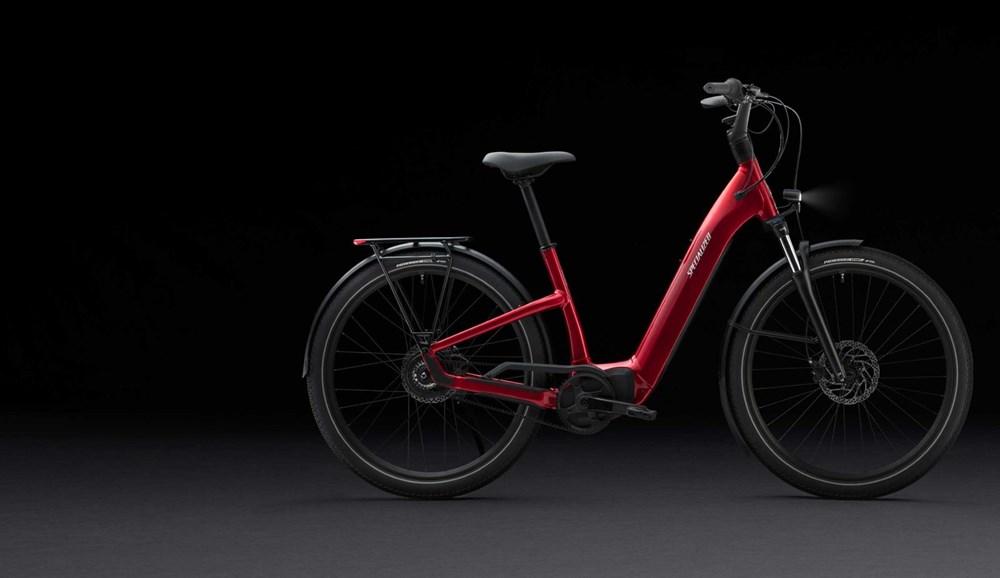 Trafiği radarlarla takip eden elektrikli bisiklet - 6