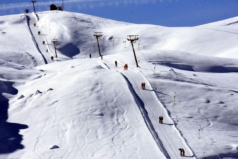 Burası Alp Dağları değil, Hakkari Merga Bütan Kayak Merkezi - 15