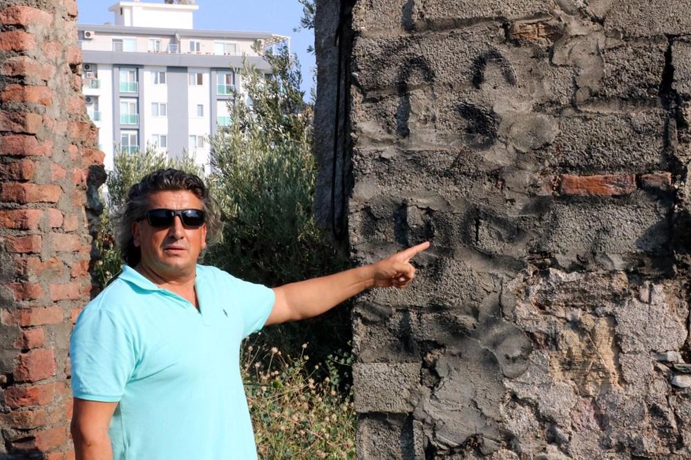 Naula Antik Kenti'nde tahribat - 3'nde tahribat - 3