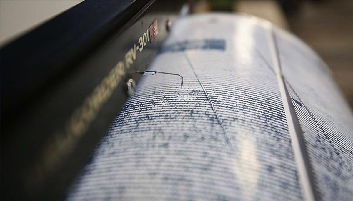 Muğla Datça açıklarında 5,1 büyüklüğünde deprem