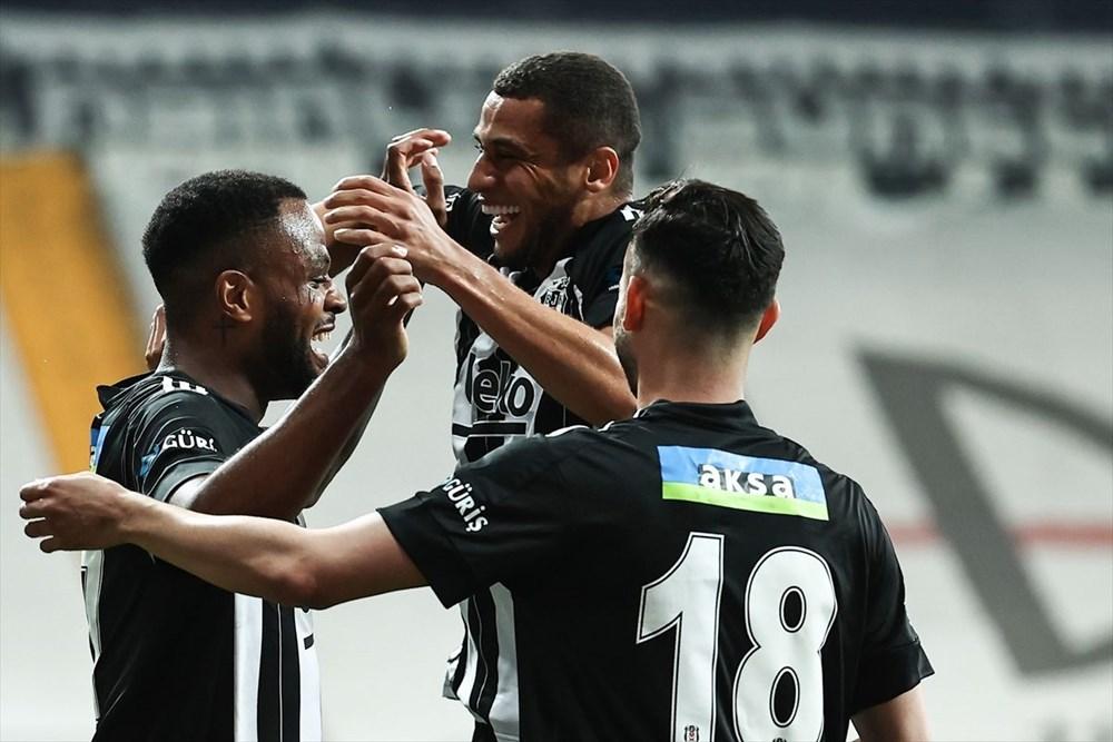 Beşiktaş'tan 7 gollü galibiyet - 11