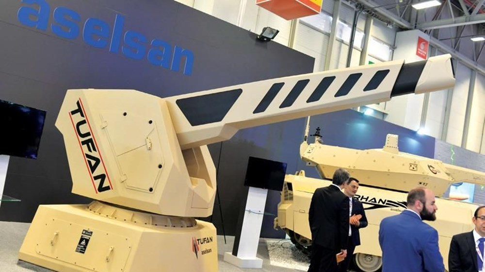 Türkiye'nin insansız deniz aracı sürüsü göreve hazırlanıyor (Türkiye'nin yeni nesil yerli silahları) - 263