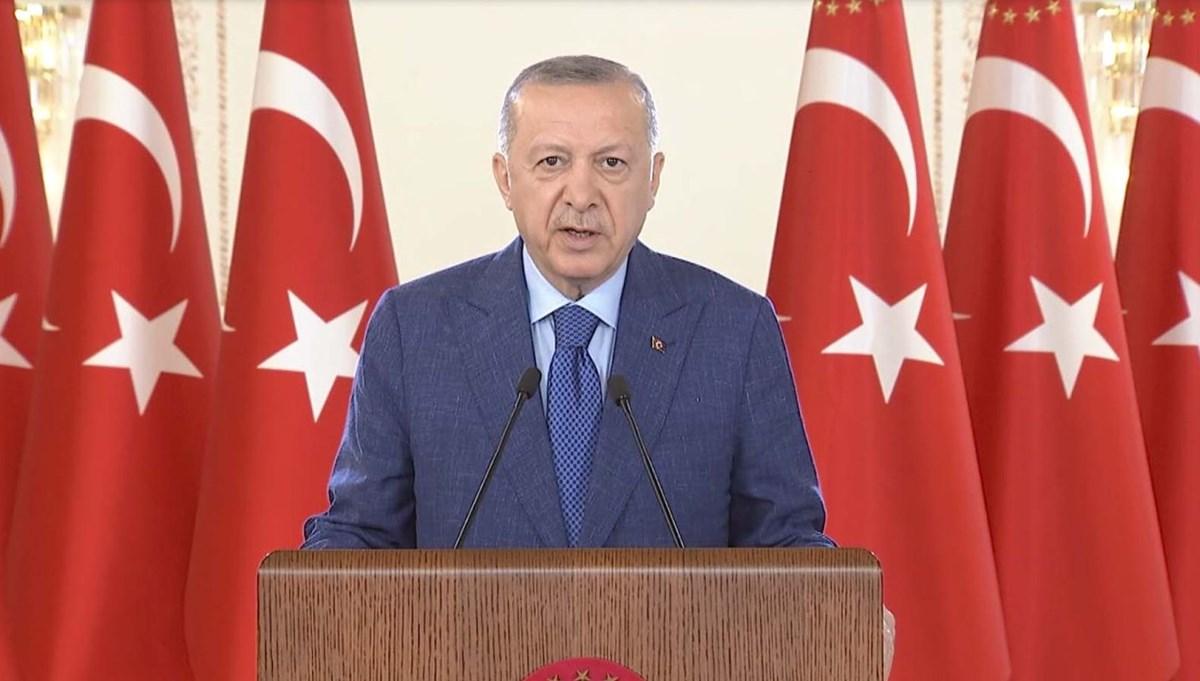 Cumhurbaşkanı Erdoğan: İhracatta 200 milyar dolara ulaşarak yeni rekor bekliyoruz