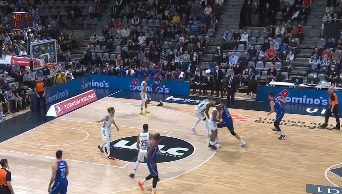 Lyon-Villeurbanne - Anadolu Efes (Euroleague 3. hafta maçları)