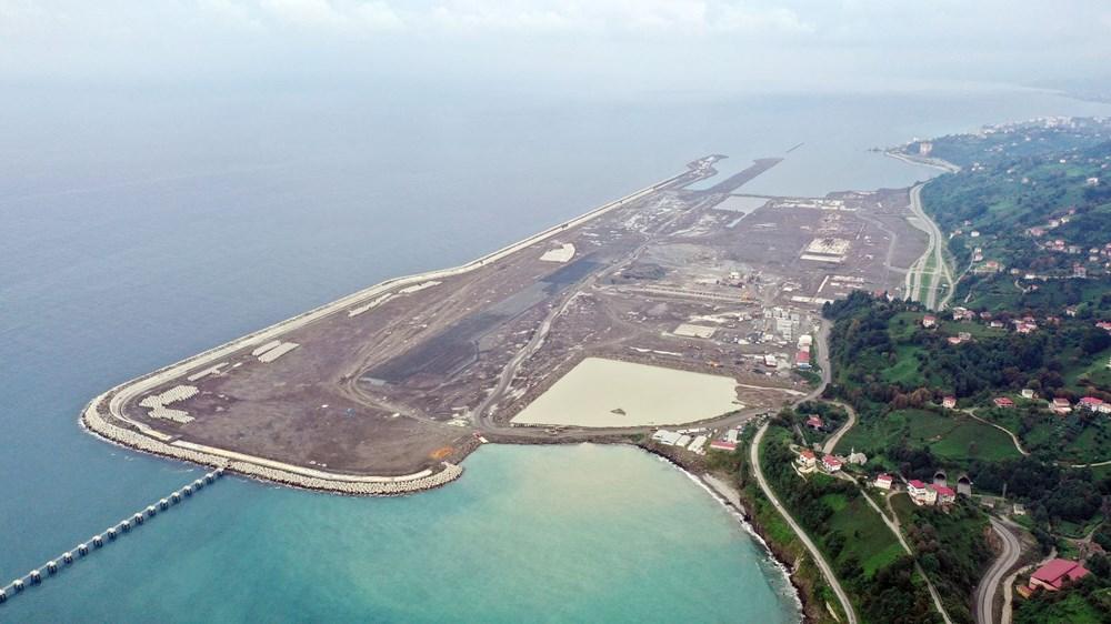 Rize-Artvin Havalimanı'nda ilk uçağın iniş tarihi belli oldu - 1