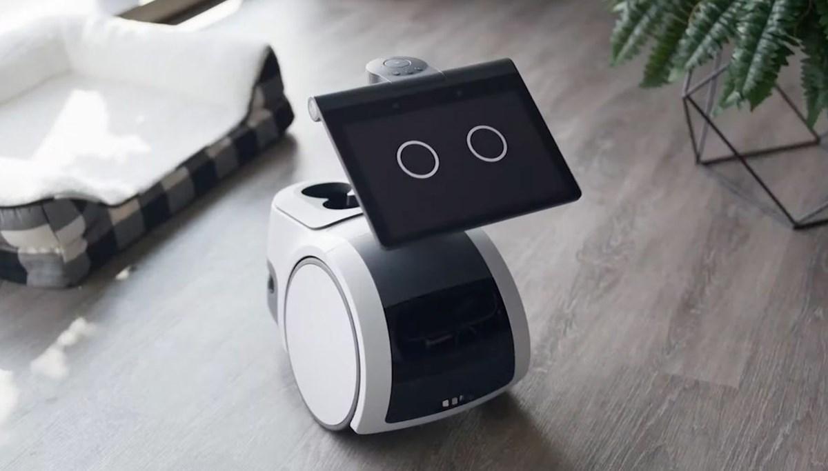 Amazon ev tipi akıllı robotunu tanıttı: Astra