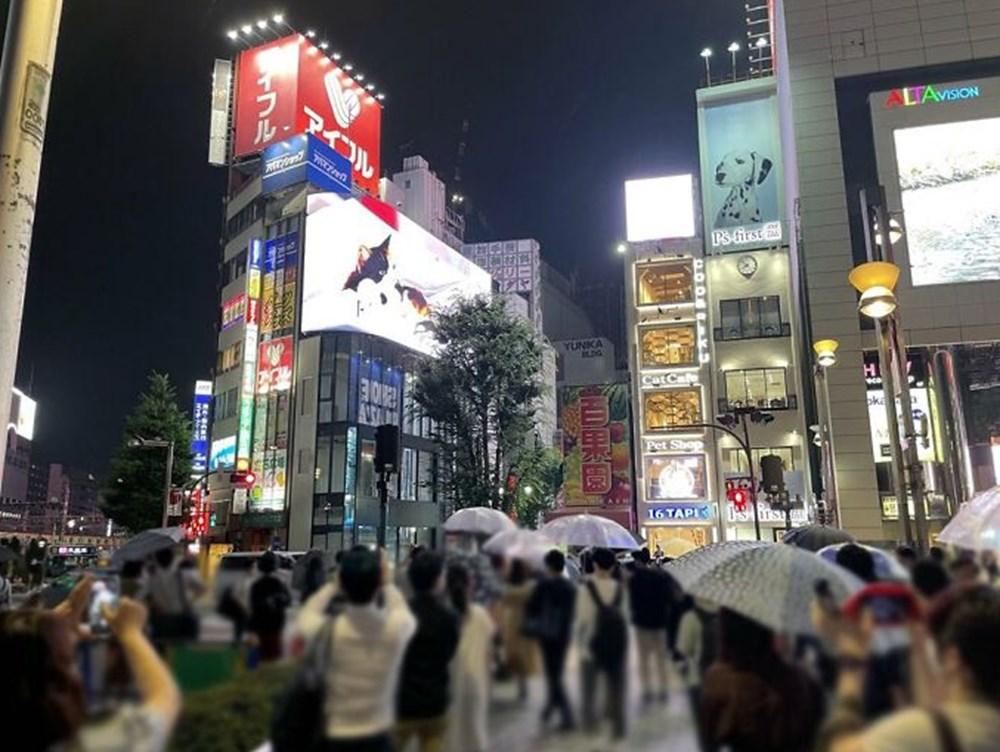 Tokyo'nun yeni misafiri 3 boyutlu kedi: Şehri izliyor ve halkı selamlıyor - 6