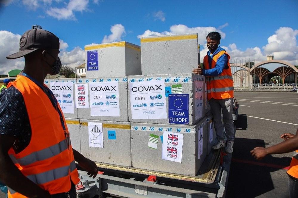 DSÖ: Yoksul ülkelerin Covid-19'a karşı aşılama programlarına devam etmek için yeterli dozu yok - 5