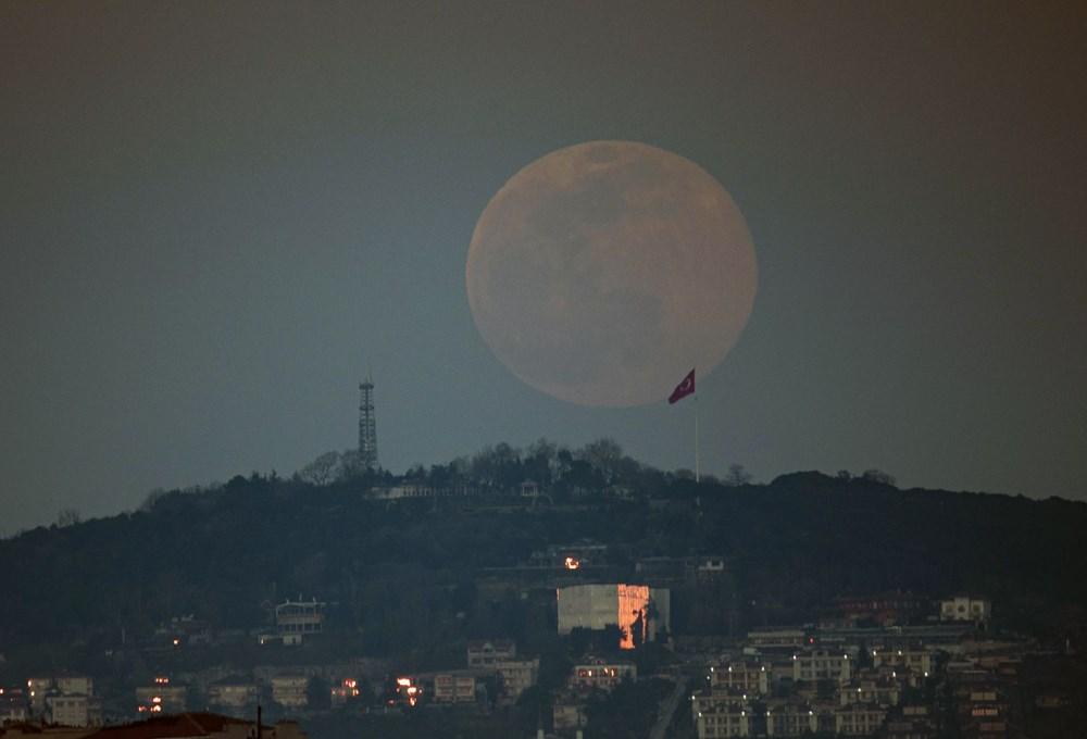 Yurttan 'Süper Solucan Ay' manzaraları - 3