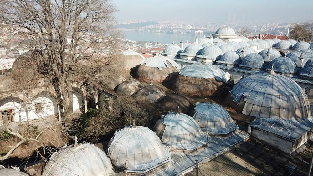 Vakıflar Genel Müdürlüğü: Süleymaniye Külliyesi'nde restorasyon emin ellerde devam ediyor - 8