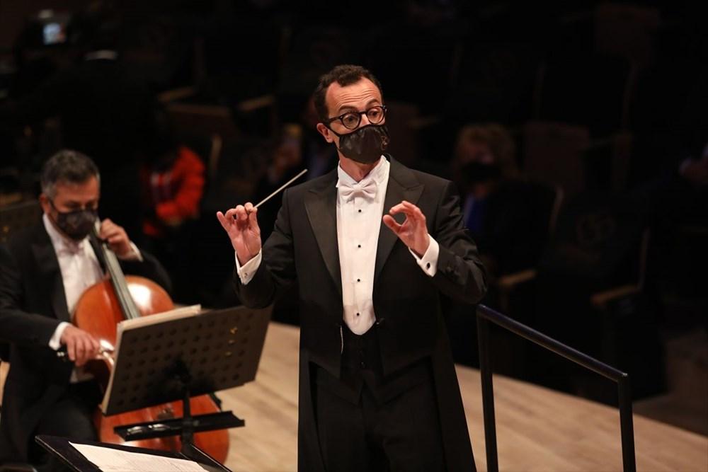 Cumhurbaşkanlığı Senfoni Orkestrası yeni bina açılış konseri - 10