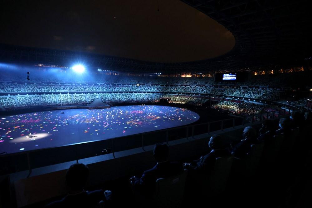 2020 Tokyo Olimpiyatları görkemli açılış töreniyle başladı - 75